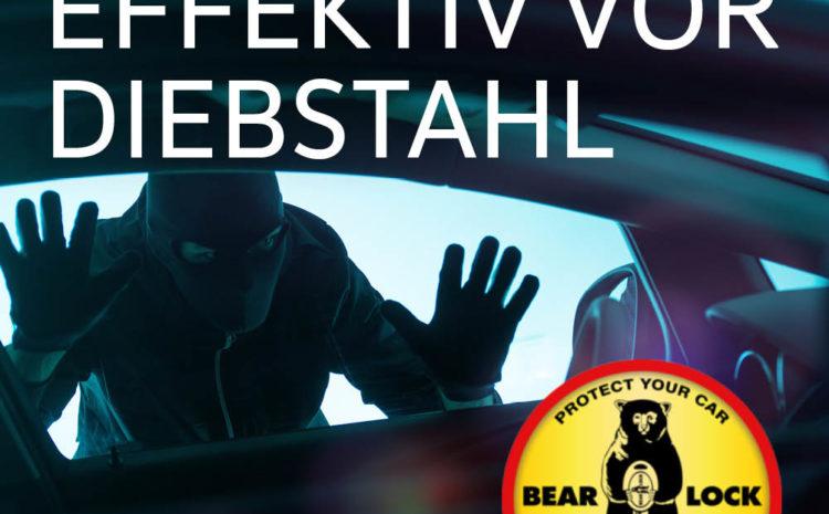 Effektiver Diebstahlschutz mit Bear-Lock